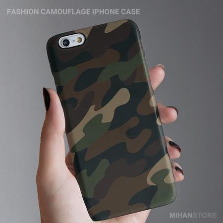 محافظ موبایل آیفون طرح ارتشی